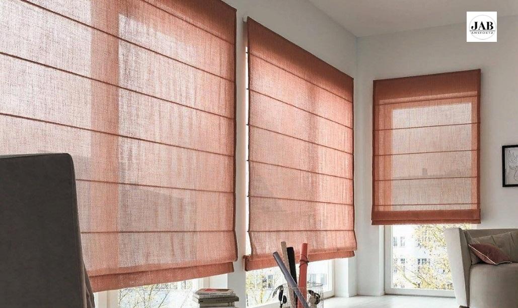 Стильные римские красивые шторы
