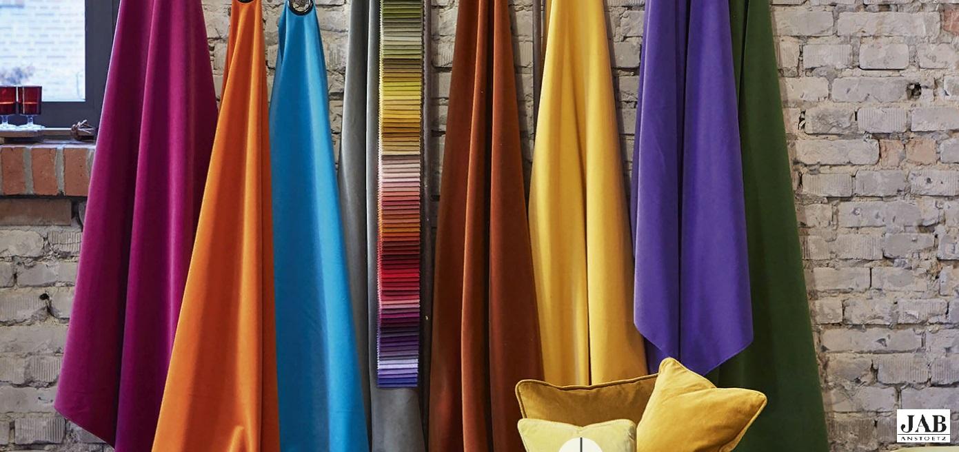 Модные ткани для штор для кафе и ресторанов