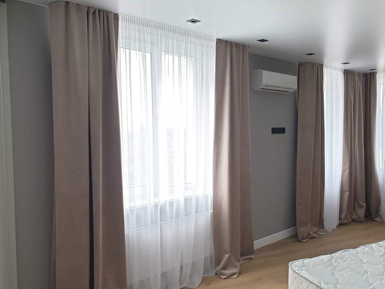 Как обновить дизайн интерьера при помощи штор