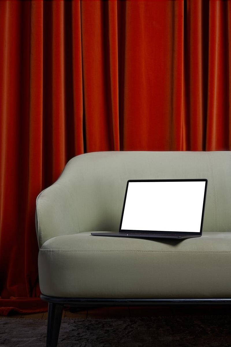 В салоне ЕВРОПЕЙСКИЕ ШТОРЫ для вас изготовят красные шторы любого дизайна
